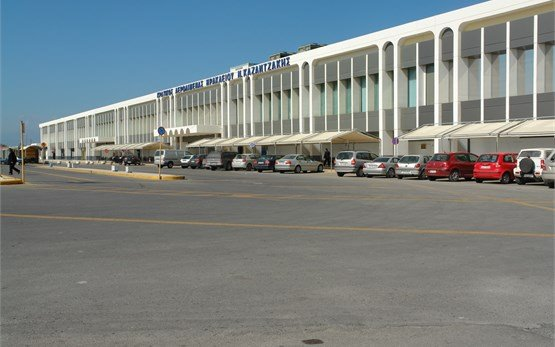 Crete - Heraklion Airport
