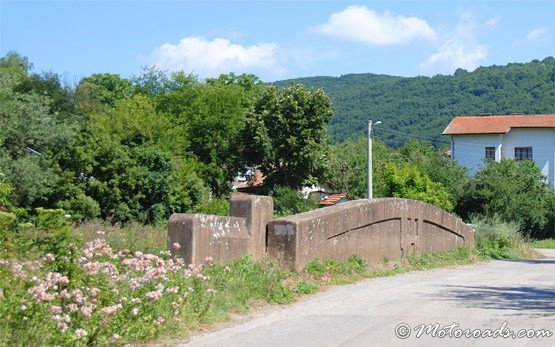 Bridge, Village of Kalotina