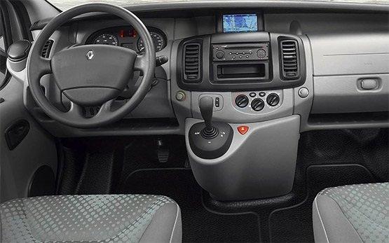 2009 Renault Trafic 8+1