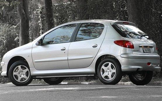 2010 Peugeot 206 1.4 PLUS