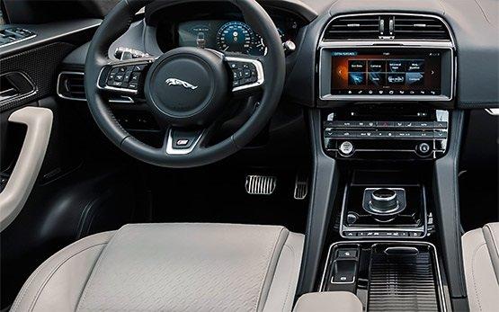 2016 Jaguar F-Pace 2.0 D