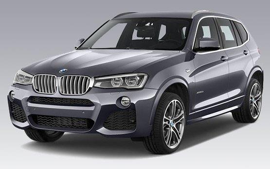 2016 BMW X3 AUTO