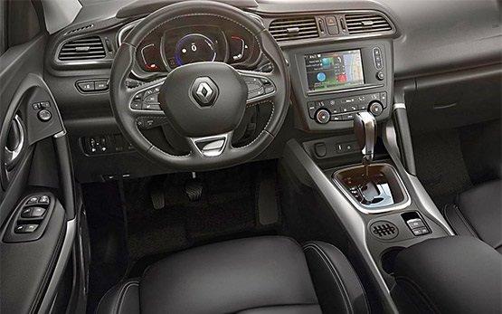 2018 Renault Kadjar 1.5 dci AUTO