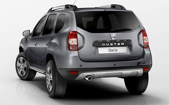 2017 Dacia Duster 1.5 l 4x4