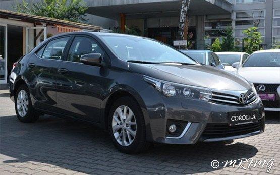 2016 Toyota Corolla 1.4i