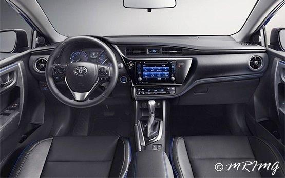 2018 Toyota Corolla 1.6i