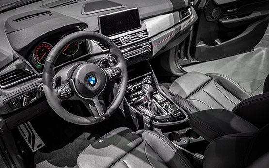 2017 BMW 2 Gran Tourer 5+2