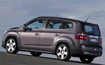 2011 Chevrolet Orlando 2.2 (6+1)