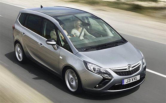 2016 Opel Zafira 6+1 AUTOMATIC