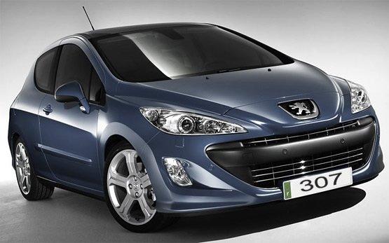 2008 Peugeot 307 1.6