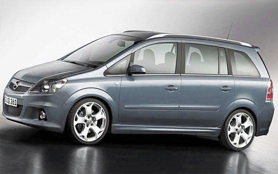 2011 Opel Zafira 6+1 ECO