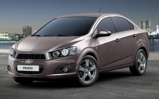 2014 Chevrolet AVEO 1.4 i
