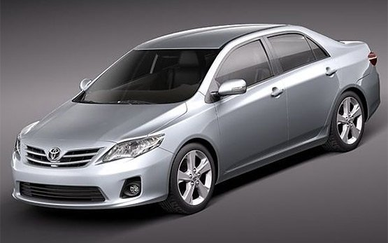 2012 Toyota Corolla auto